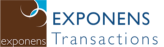 Exponens transactions